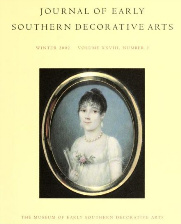 Southern Decorative Arts