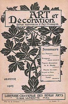 Art et d coration revue mensuelle d art moderne - Abonnement art et decoration ...